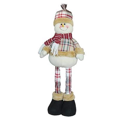 Amazon.com: Muñecas de Navidad MomeFashion 1 pieza adornos ...