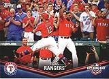 2018 Topps Opening Day Baseball At The Ballpark #ODB-TR Texas Rangers