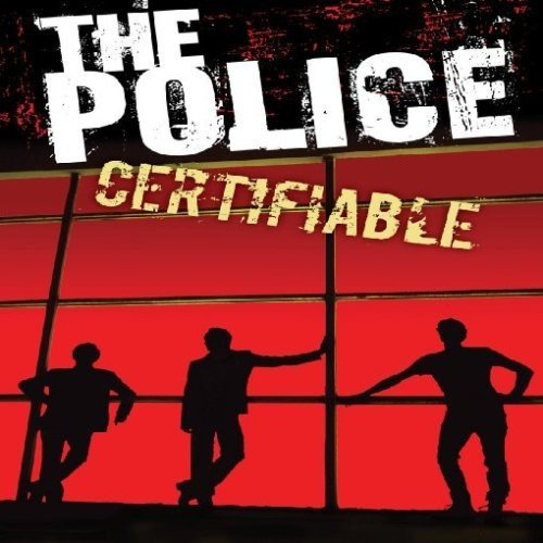 Blu-ray : The Police - Certifiable (Holland - Import, 3 Disc)