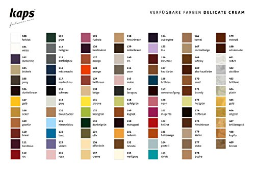 Naturale 50 Crema In Sintetica 157 Per Cuoio Ml Varie Cream Colorazioni Pelle Kaps – Scarpe E Delicate vqxY8B8wtO