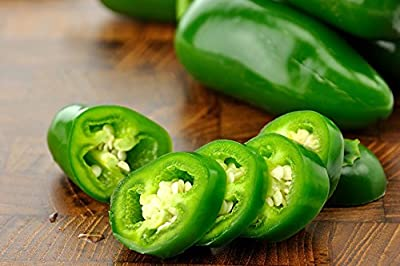 Jalapeno Seeds - Jalapeno M - Hot, Spicy Pepper - Heirloom - Liliana's Garden