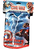 Miniature Marvel Civil War Ironman vs Captain America Tree Skirt 18'' x 18''