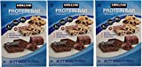 Kirkland Signature Protein bar energy variety pack uCAbNI, 3Pack (20 Count)