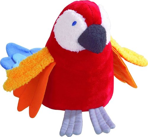 Pirate Parrot Dress Up Costume Accessory