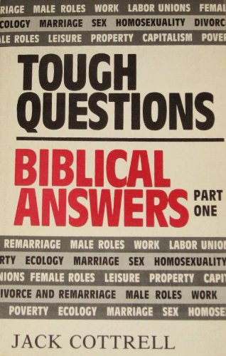 How to buy the best tough questions biblical answers?