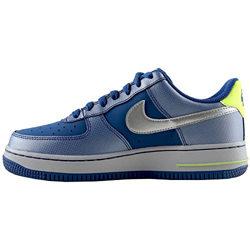 Air Grey Force Grey Blue 1 Trainers Nike Youths Blue qwpSORqd