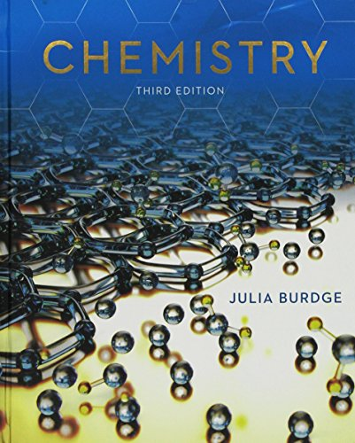 Package: Chemistry with Student Solutions Manual