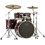 MAPEX-MA529SFRW-Mars-Series-5-Piece-Rock-Drum-Shell-Pack-Blood-Wood
