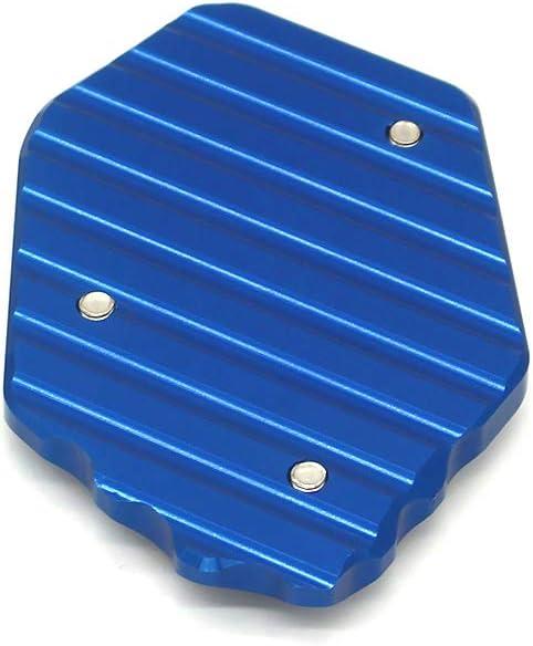 Sostituzione Easygo per R1200GS Rallye 13-18 R1250GS LC 2019 R1250GS Piastra di prolunga pedana poggiapiedi CNC cavalletto laterale CNC