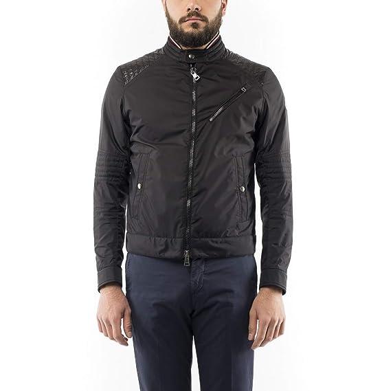 MONCLER PREMONT GIUBBOTTO 3, NERO: Amazon.co.uk: Clothing