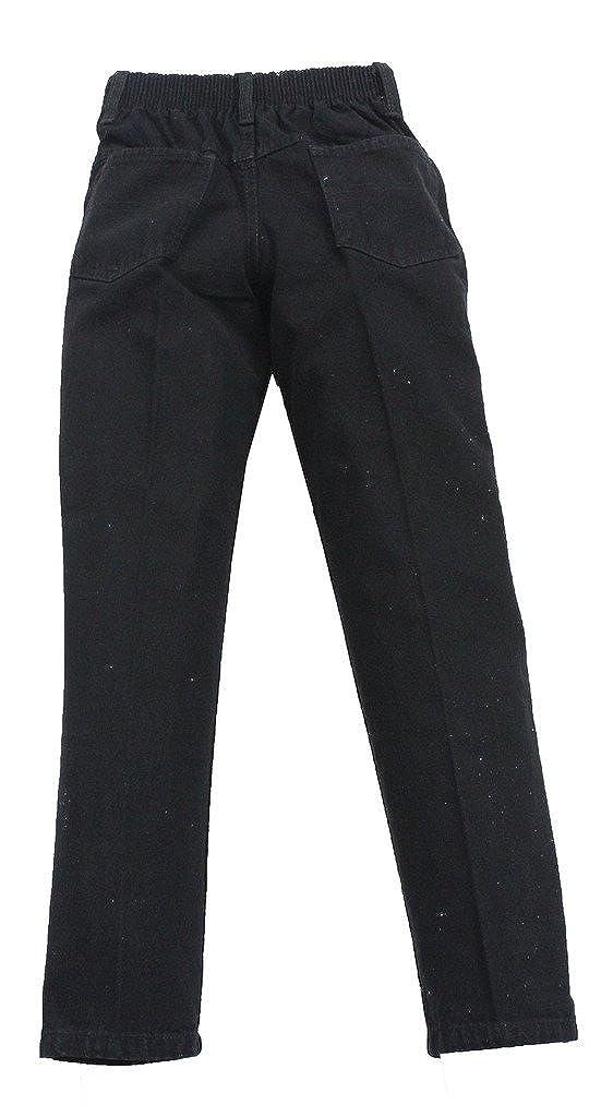 Romano Boys Black Jeans