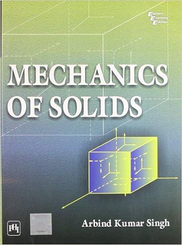 solid mechanics objectives questions