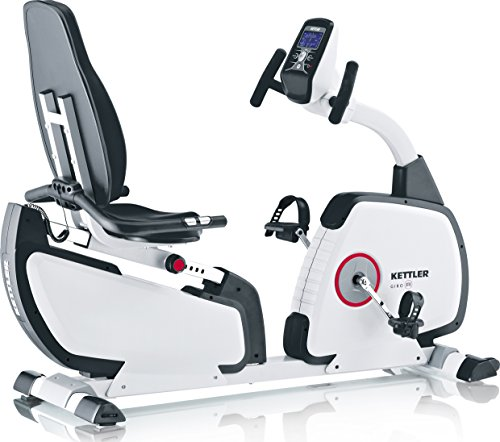 51xnA3r1N0L - Kettler Home Exercise/Fitness Equipment: GIRO R Indoor Recumbent Cycling Trainer