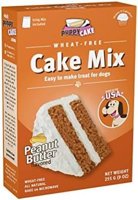 Puppy Cake Premium Cake Mix