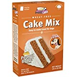 Puppy Cake Wheat Free Peanut Butter Mix And Frosting For Dogs