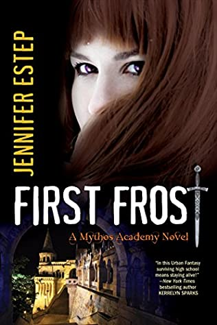 book cover of First Frost