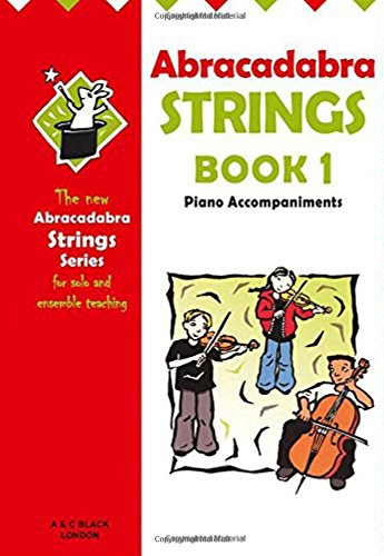 - Abracadabra Strings (Abracadabra Strings S.) (Bk. 1)