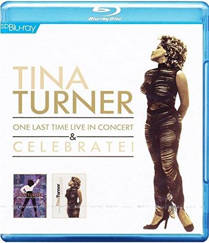 One Last Time Live In Concert & Celebrate! [Blu-ray] (Tina Turner Last Concert)