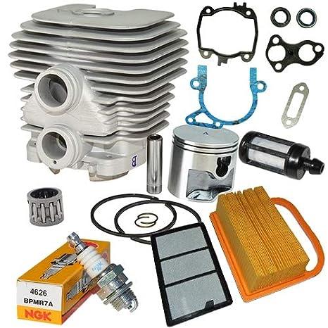 Amazon.com: Stihl TS410, ts420 Top Final Kit de reparación ...