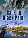Front cover for the book Black Point by D. J. Manly