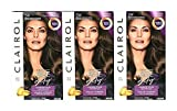 Clairol Age Defy Permanent Hair Color, 5W Medium Chocolate Brown, Pack of 3 (Packaging May Vary)