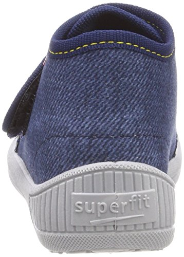 Superfit Bully, Botas de estar Por Casa Para Niños Blau (Water)