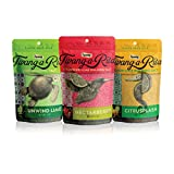 Twang-A-Rita Rimmers, Twang-A-Rita Variety Pack, Sugar Salt Blends for Rimming Drinks, 4 Ounce Pouches, 3 count, 1 each of Strawberry-Lime, Lime, Lemon-Lime
