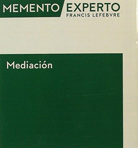 Memento Experto Mediación