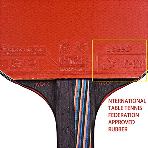 Free Shipping Caleson Professional Table Tennis Racket