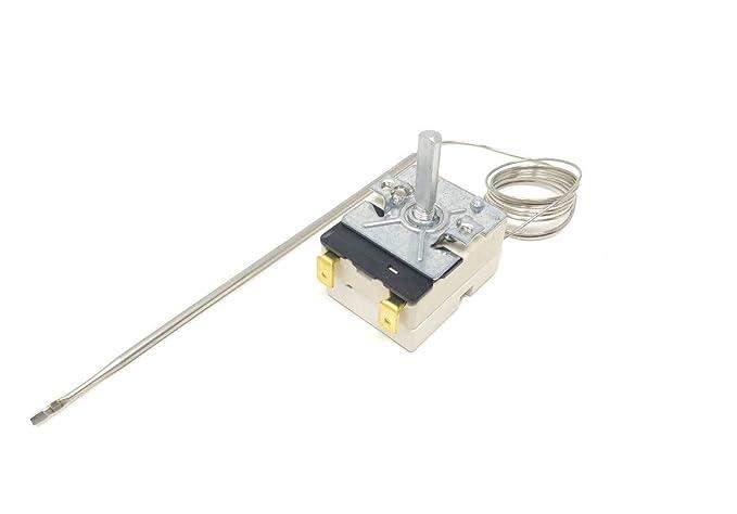 SERVI-HOGAR TARRACO® Termostato Horno Regulable Electrico ...
