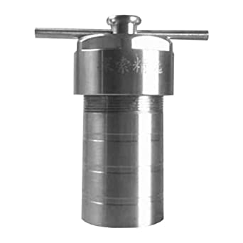 Amazon.com: Reactor de autoclave de síntesis hidrotérmica de ...