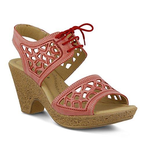 Spring Step Women's Lamay Dress Sandal Coral free shipping cheap real SsRl7b