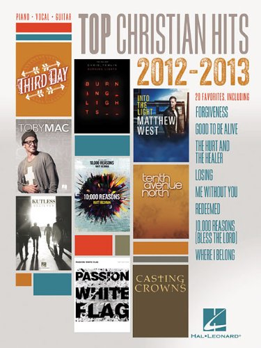 Top Christian Hits 2012-2013 (Piano/Vocal/Guitar)