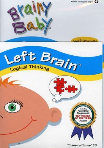Brainy Baby: Left Brain - Logical Thinking
