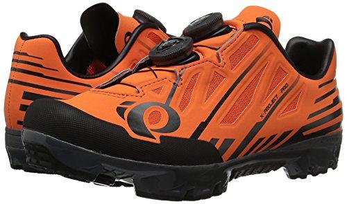 Pearl Izumi x-Project Pro Cycling-Footwear, Screaming Orange/Black, 40.5 EU/7.3 D US