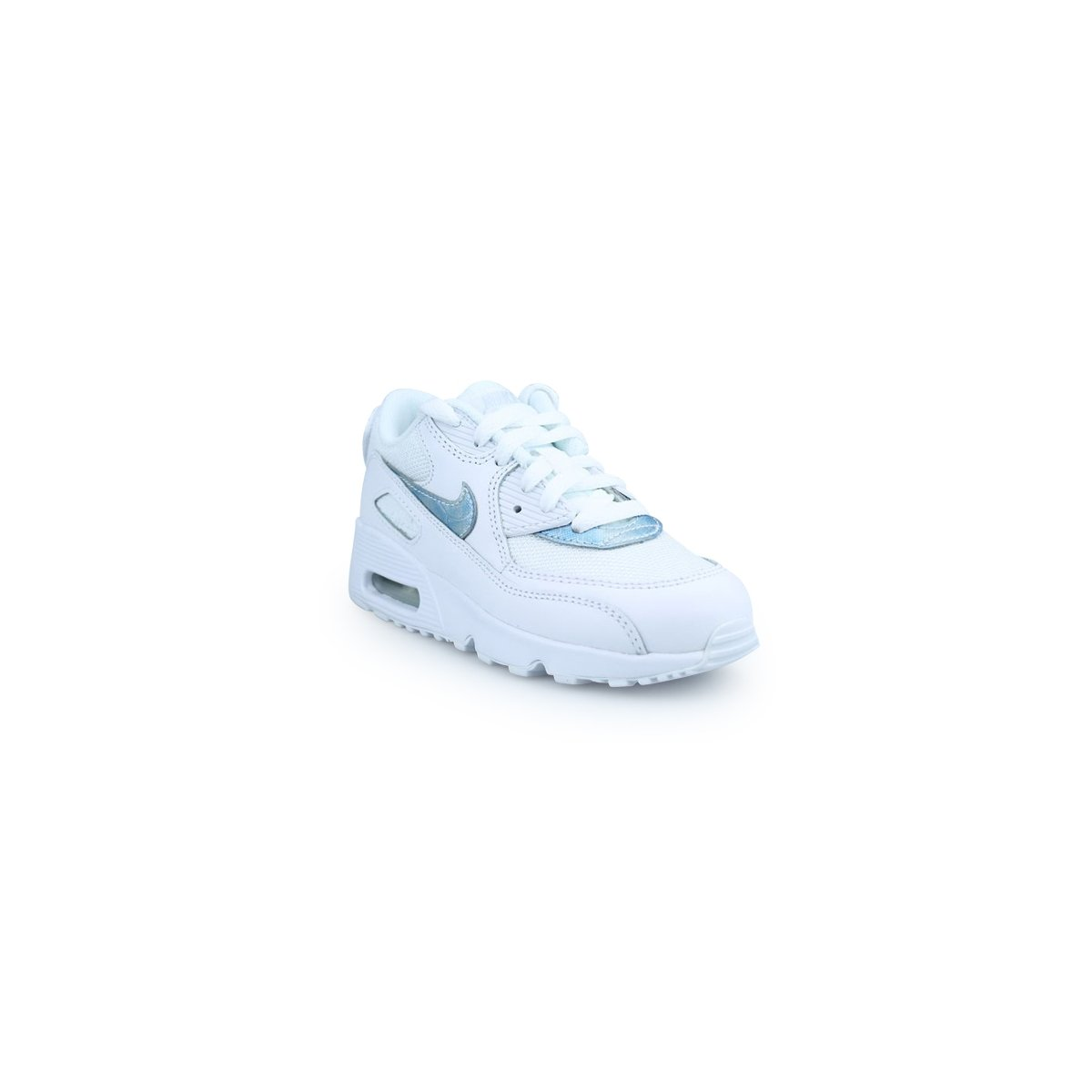 separation shoes 309ff 10849 Nike Air Max 90 Mesh PS Bambino/a 833420 111: Amazon.it: Scarpe e borse
