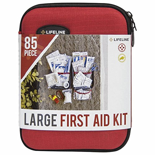 lifeline-30-piece-first-aid-kit-red