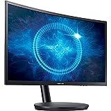Samsung CFG70 Series 27-Inch 1ms Curved Gaming Monitor (C27FG70) (LC27FG70FQNXZA)