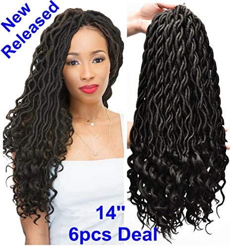 FQNing Crochet Goddess Synthetic extensions product image