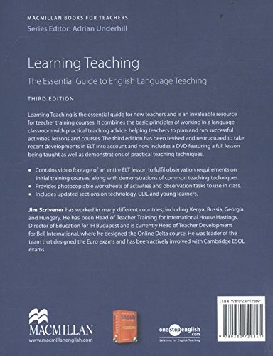 Learning Teaching Jim Scrivener 3rd Edition Pdf