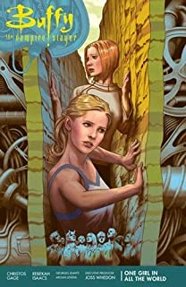 Book Cover: Buffy Season 11 Volume 2: One Girl in All the World
