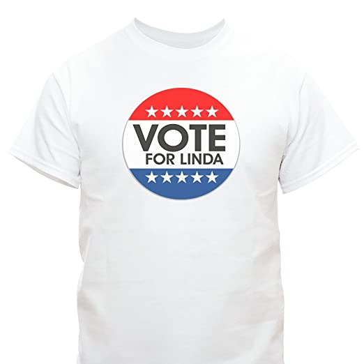 GiftsForYouNow Personalized Vote for Me T-Shirt