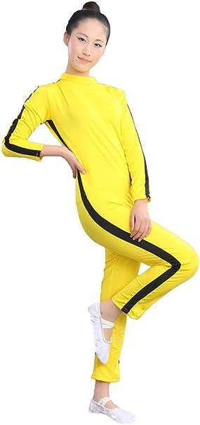 G-like - Mono de Artes Marciales Amarillas para Disfraz de ...