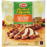 TYSON CHICKEN BREAST STRIPS 11 OZ PACK OF 2