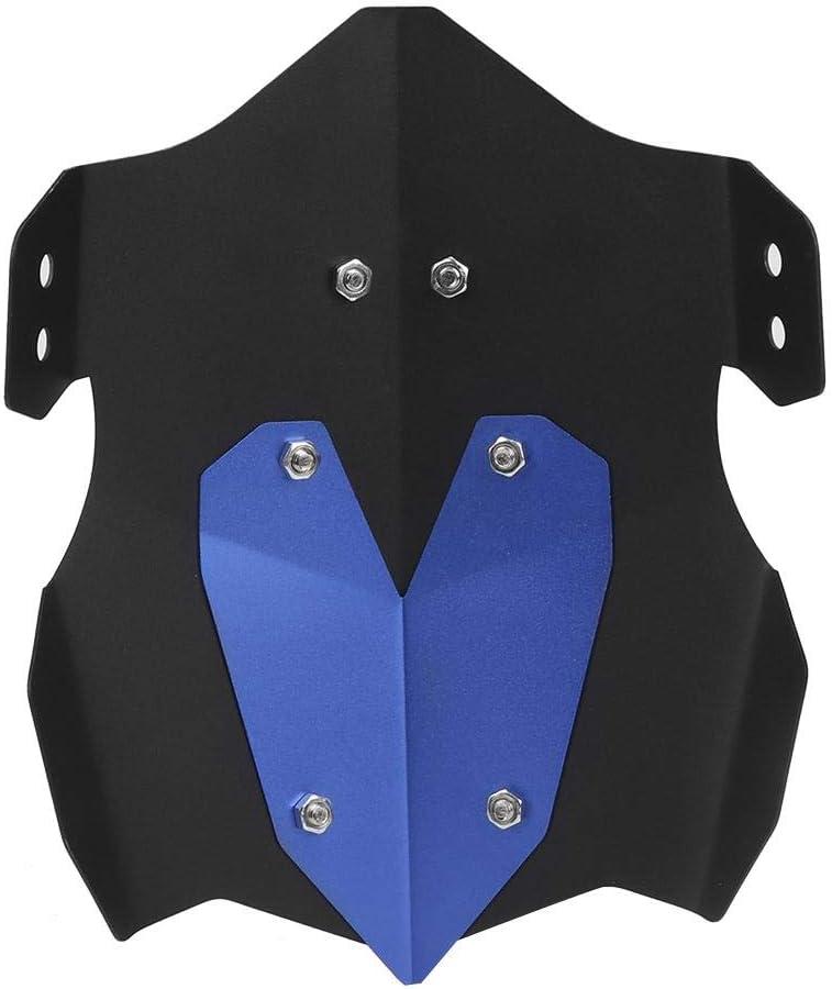 Yctze Garde-Boue en Alliage daluminium de Moto Support de Garde-Boue de Plaque dimmatriculation de Garde-Boue de Garde-Boue de Roue arri/ère