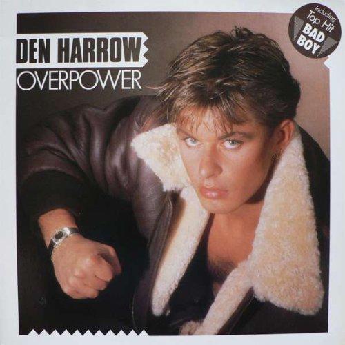 Den Harrow - Den Harrow - Overpower - Baby Records - 207 482, Baby Records - 207 482-630 - Zortam Music