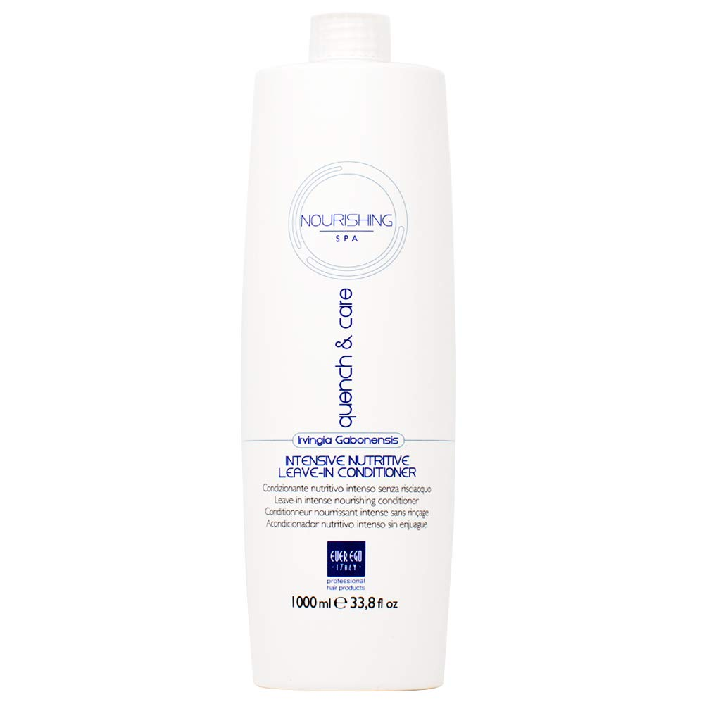 Ever Ego Nourishing Spa Quench Care Intensive Nutritive Leave in Conditioner 33.8 ounces