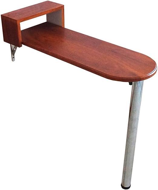 Mesa de bar plegable Mesa de comedor plegable de pared Mesa de ...