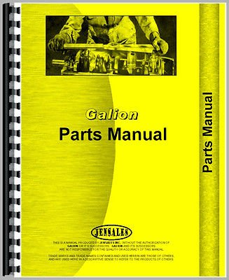 new-galion-503-grader-parts-manual-gas-and-diesel