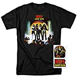KISS Love Gun Gene Simmons Rock Band T Shirt (XX-Large)